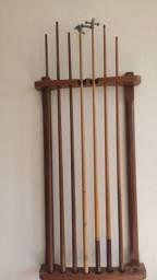Mesa de sinuca semi oficial  2,80 x 1,53 m