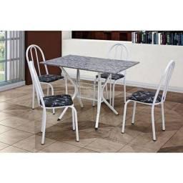 Título do anúncio: Jogo de mesa 4 cadeiras em promoção