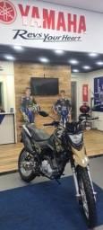 Nova Crosser Z 150 ABS 2021/22 - 16.270,00 financiamento com Zero de entrada