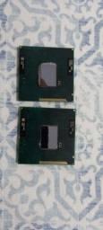 Vendo processador de notebook intel