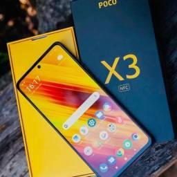 Xiaomi POCO X3 NFC - 6ram 128memória-Versão Global -Lacrado -Nota e Garantia