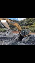 Título do anúncio: Escavadeira Hidráulica Caterpillar 336 D2l Ano 2014