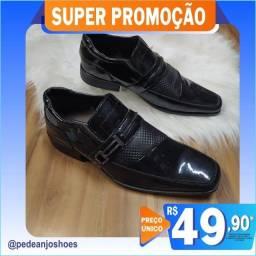 Sapato Social Masculino (Novo)