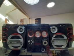 Mini system Philips FW-C577 raridade