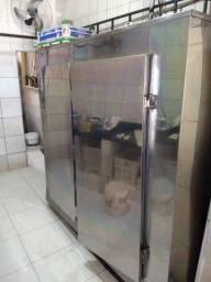 Geladeira camera fria