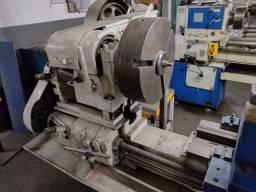 Título do anúncio: Torno carcaceiro Imor, 650 mm x 2500 mm de correia, completo