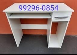 Mesa de computador Escrivaninha Nova em MDF