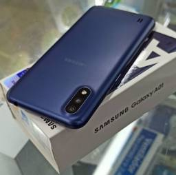 Galaxy A01 32 GB Azul (Garantia de 12 meses Samsung)
