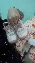 Lotinho calçado infaltil menina