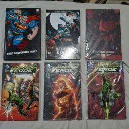HQ Marvel e DC leia a descrição