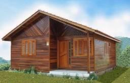 Título do anúncio: (EA) Compre sua casa pré fabricada