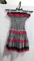 vestido de quadrilha no atacado