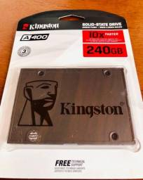 Disco Sólido Interno Kingston Sa400s37/240g