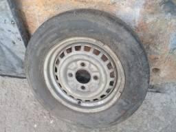 roda 15 original do fusca