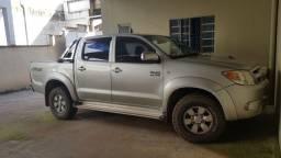 Título do anúncio: Hilux SRV 4x4 Diesel Automática 3.0 2008