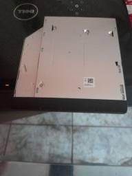Gravadora de DVD para notebook