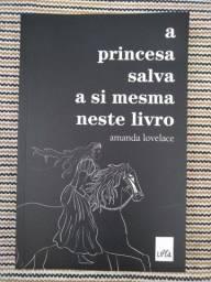Livro - A Princesa Salva a Si Mesmo Neste Livro