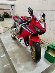 Honda fireblade 1000RR SP 2018 baixa km