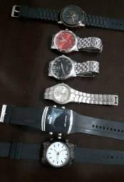 Lóte de relógios