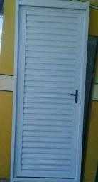 Porta Palheta Alumínio Branco Novas