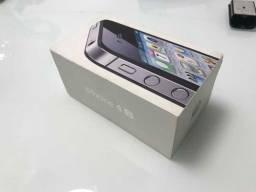 Caixa  vazia para iphone 4s  R$125,00