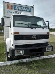 Caminhão Bau Volkswagen 16.170  1996