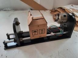 Rotary Máquina de corte laser