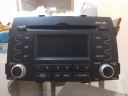 Título do anúncio: CD Player original Kia Sorento 2012