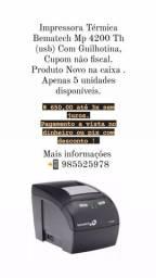Impressora Térmica - Nova