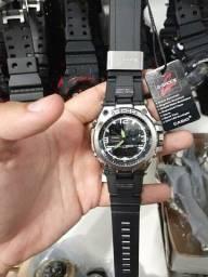 Relógio g shock homem de ferro
