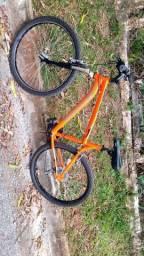 Bicicleta btwin alumínio aro 26