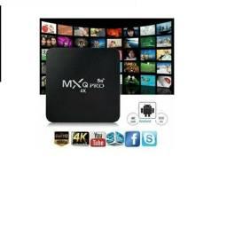 Aparelho SmartTv Box 4k2k 32gb 4gb Android 10.1