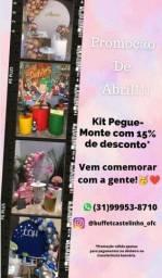 Kit's Pegue - Monte