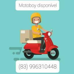 Motoboy e mototáxi