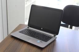 Notebook Hp Probook 440 G2 core i5 500GB HD 8GB ram até 12x