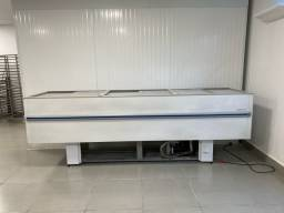 Título do anúncio: Freezer horizontal Gelopar 848 litros