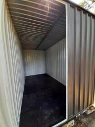 Container desmontável para almoxarifado