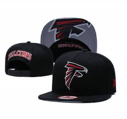 Boné Atlanta Falcons Nba Nfl Mbl Aba Reta Trucker Snapback