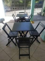 Mesas e cadeiras bar e restaurante