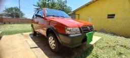 Título do anúncio: Fiat Uno Mille way Leia o anúncio!