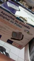 Aparelho digital de medir pressão