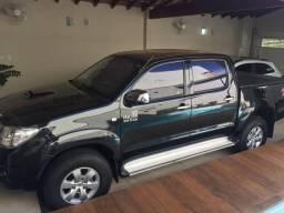 Toyota Hilux SRV | 2011/2011 | Preta | Araçatuba-Sp - 2011