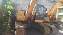 Escavadeira Hidráulica Sobre Esteiras LiuGong