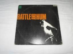 Vinil U2 - Rattle And Hum Album Duplo Com Encarte