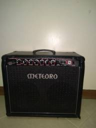 Amplificador Meteoro Nitrous 100g 2 speakers 150w
