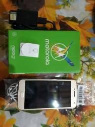 Moto G5 Plus 32 Gb.Troco Iphone 6