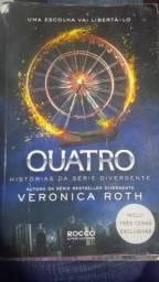 Livro Quatro História da Série Divergente