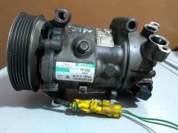 Compressor De Ar Condicionado Citroen C4 Pallas 2.0 16v