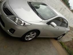 Corolla XEI 2013 automático completo Prata - 2013