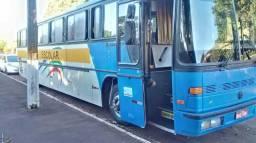 Vendo ônibus Mercedes 0 371RS Ano 91/92 - 1992